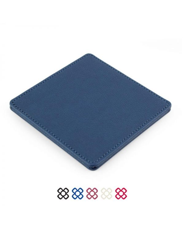 Deluxe Square Coaster In Recycled Como