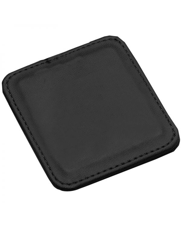 Woburn Leather Deluxe Square Coaster