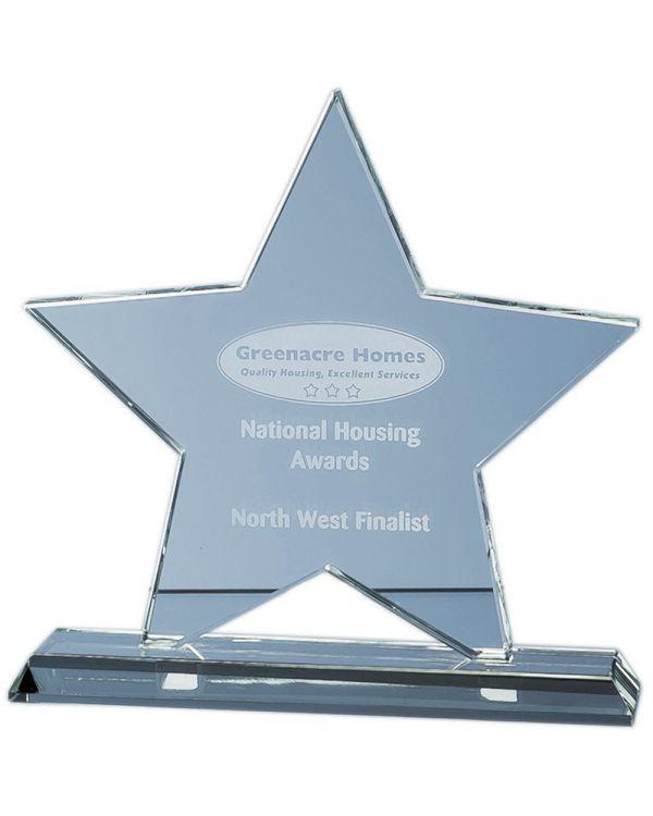 Jade Glass Star Award