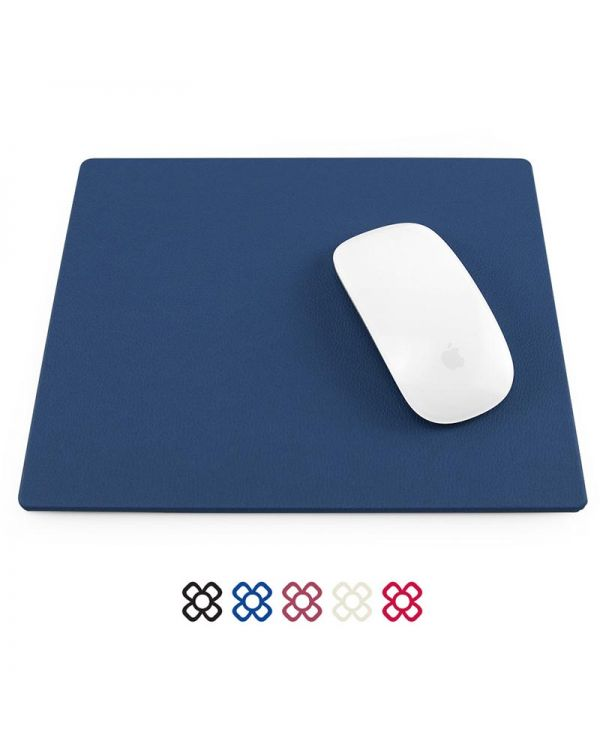 Mouse Mat, Finished In Como A Quality Recycled Vegan Material