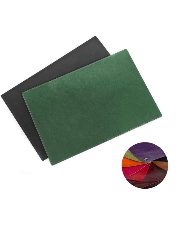 Kensington Distressed Leather Desk Pad