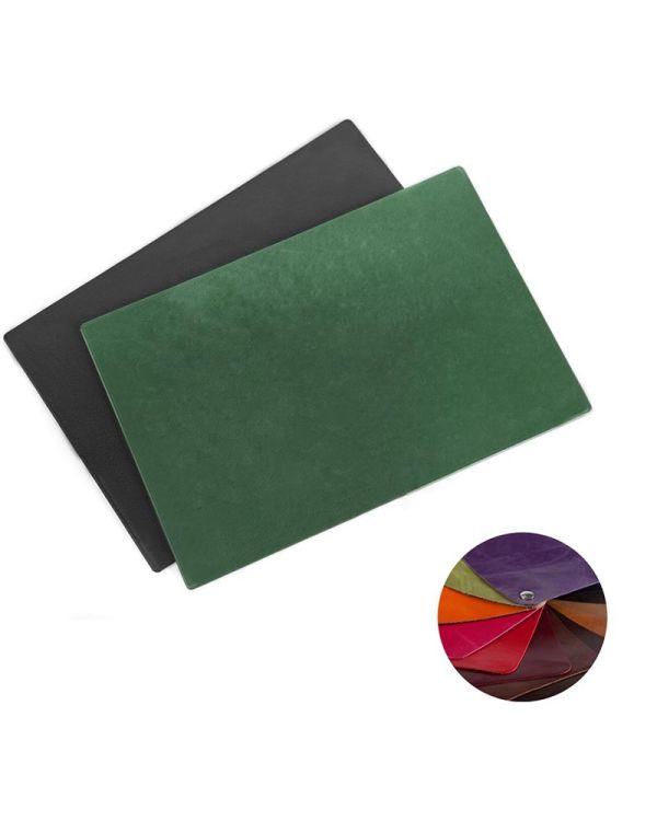 Kensington Distressed Leather Large Desk Or Table Mat