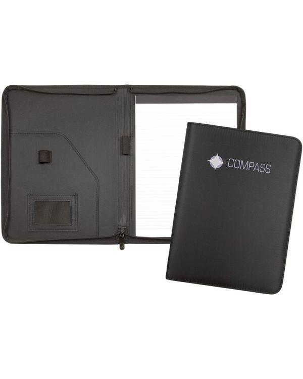 Langdon Zipped A4 RPET Folder