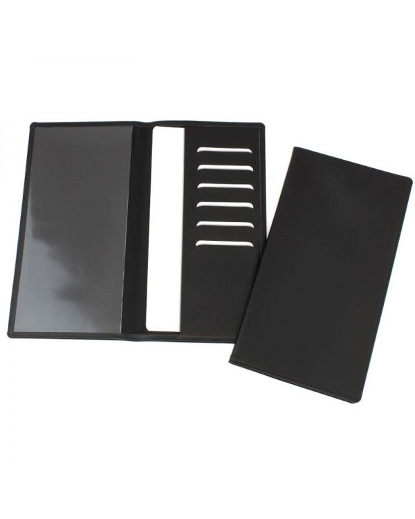 Woburn Leather Travel Wallet