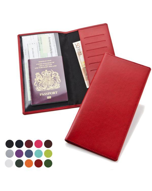 Vibrance Travel Wallet