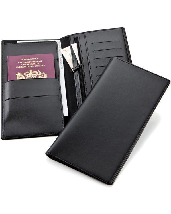 Optimum Deluxe Travel Wallet