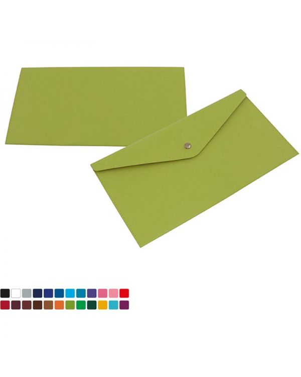 Envelope Style Travel Or Document Wallet In Belluno