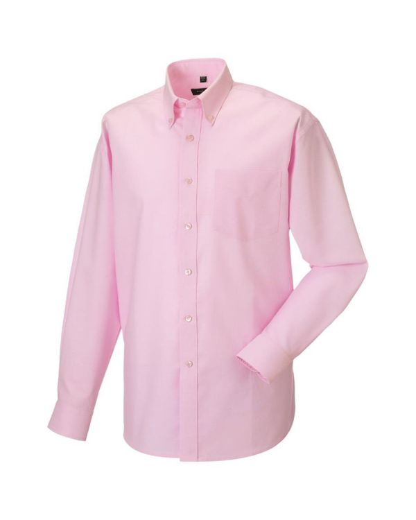 Formal Oxford Shirt Long Sleeve
