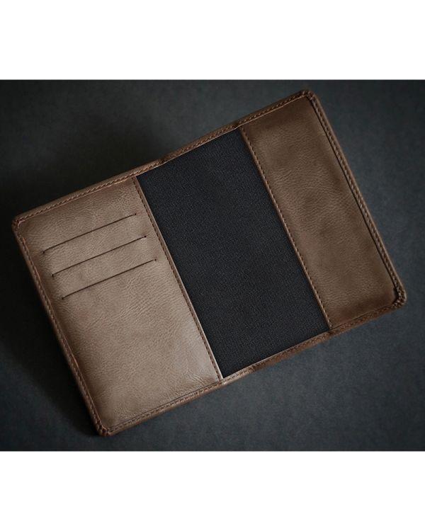 Prestbury Passport Wallet