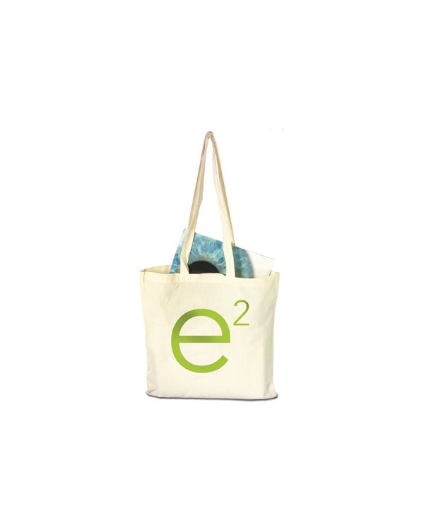 Natural Cotton Shopper