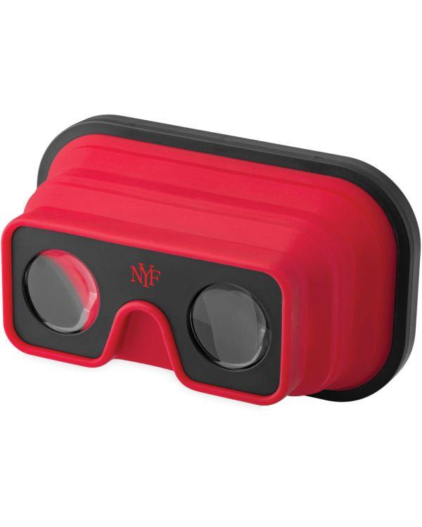 Foldable Silicone Virtual Reality Glasses