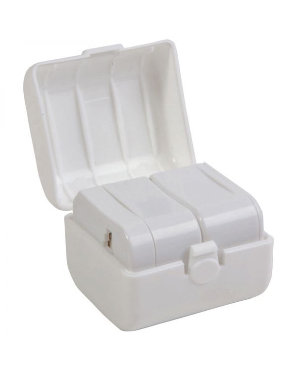 Travel Plug In Handy Box