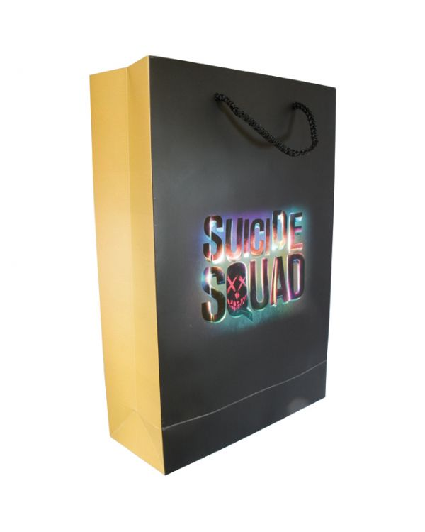 Rope Handle Luxury Paper Carrier Bag
