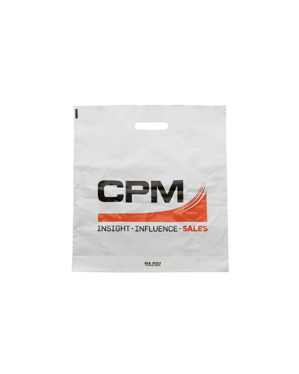 Polythene Carrier Bags.