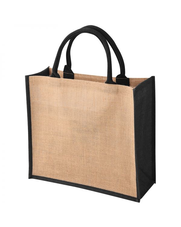 Tembo Coloured Tim Jute Bag