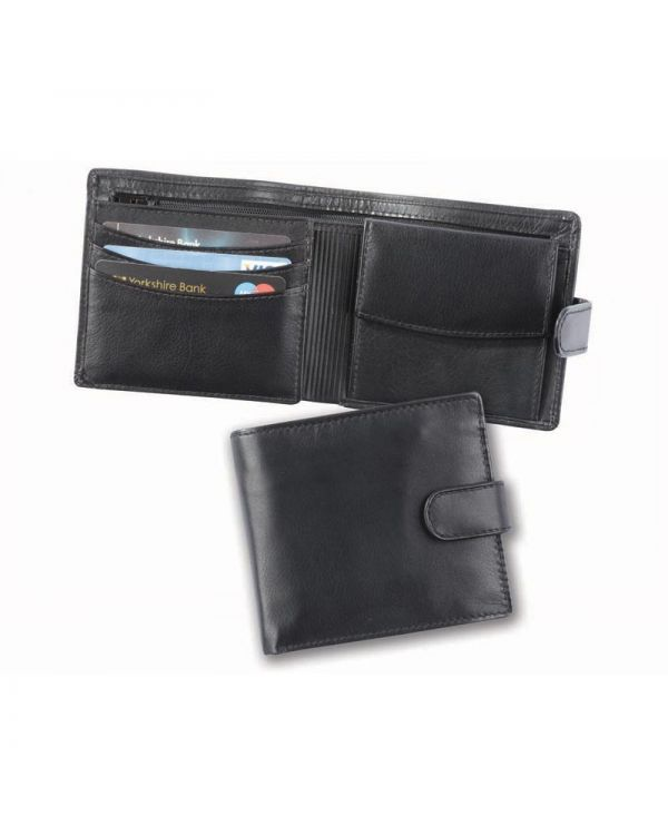 Executive Nappa Leather Wallet Deluxe