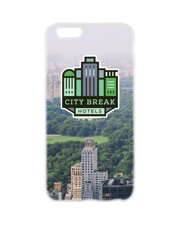 iPhone 6, 7 or 8 Plus Case - Soft Feel