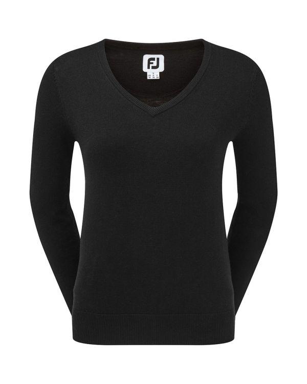 FJ (Footjoy) Women's Golf Pullover