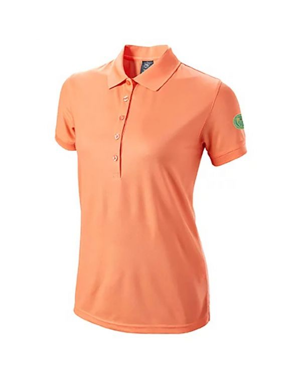 Wilson Staff Women's Authentic Golf Polo