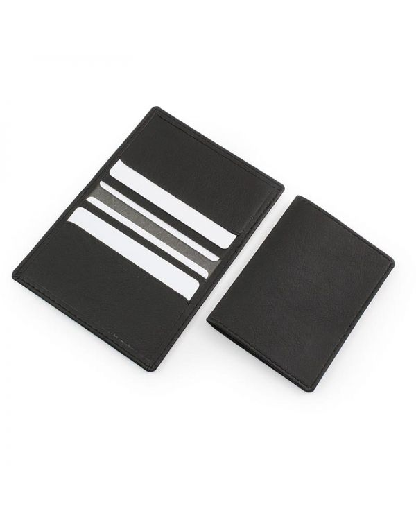 Credit Card Case In BioD A Biodegradable Leather Look Material