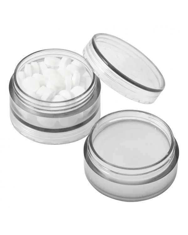 Mint Pot And Separate Lip Balm
