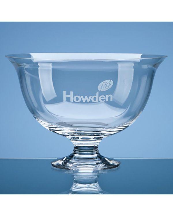 23cm Dartington Crystal Fortuna Bowl