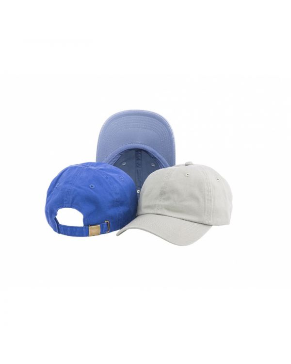 Enzyme Washed Dad Cap
