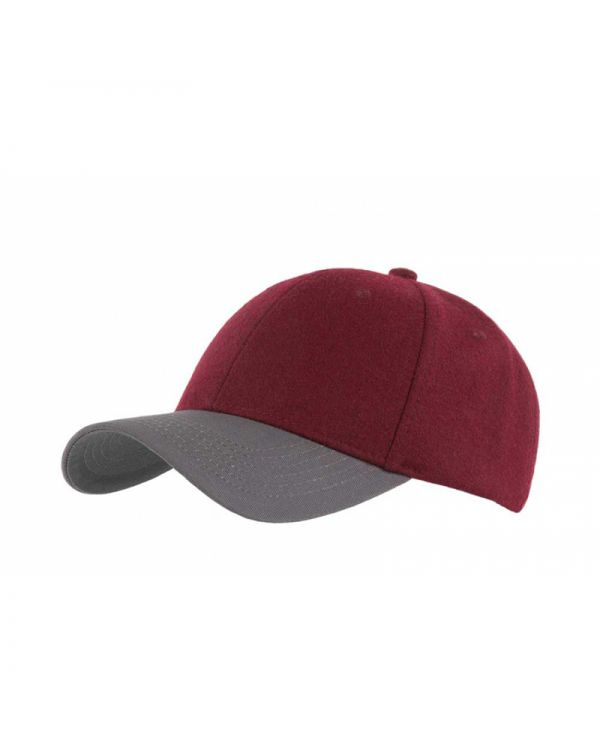 Melton Wool/Cotton Cap