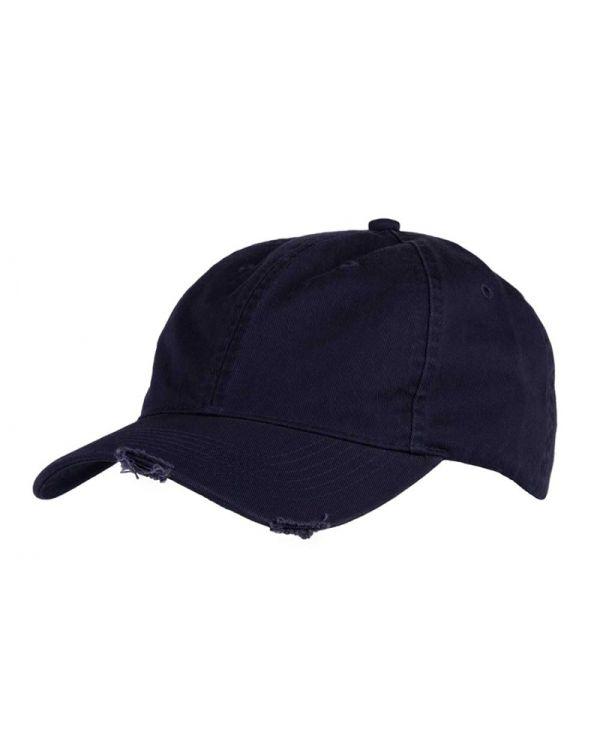 Chino Distressed Cap