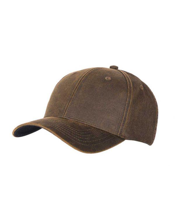 Oiled Cotton Cap