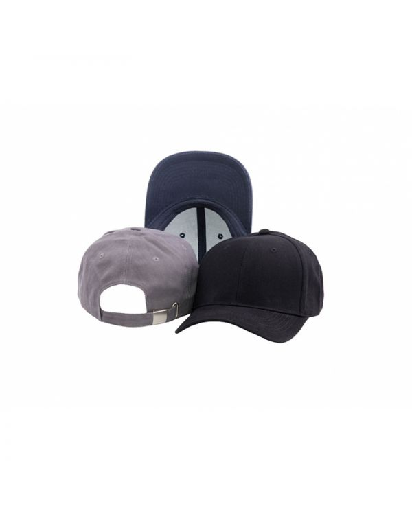 Extra Heavy Brushed Cotton Cap