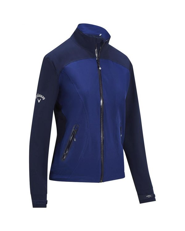 Callaway Women's Liberty 3.0 Waterproof Golf Jacket With Embroidery To 1 Position