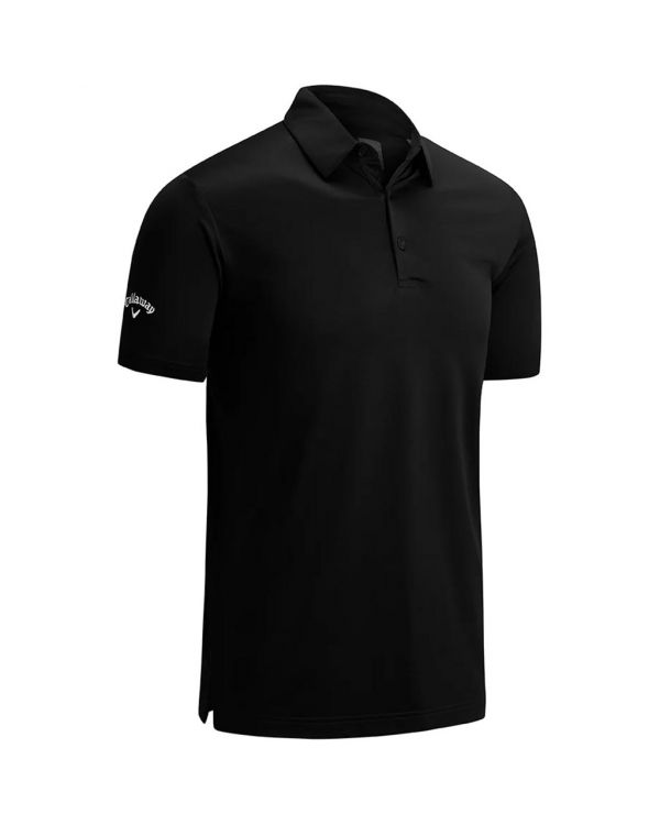 Callaway Gent's Swingtech Solid Golf Polo With Embroidery To 1 Position
