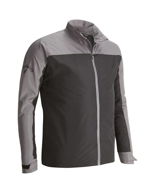 Callaway Gent's Corporate Waterproof Golf Jacket With Embrodiery To 1 Position