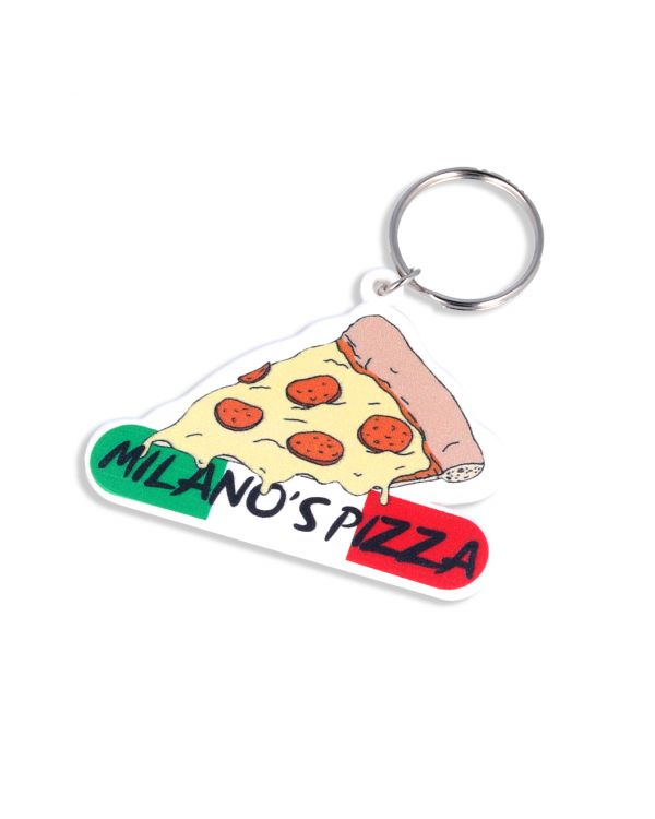 45mm Custom Shape Keyring