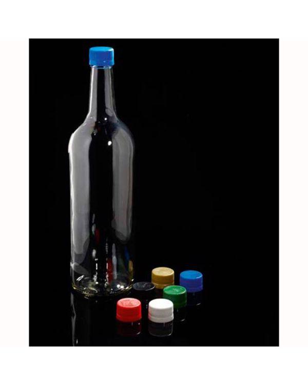 Screw top 1 litre bottle