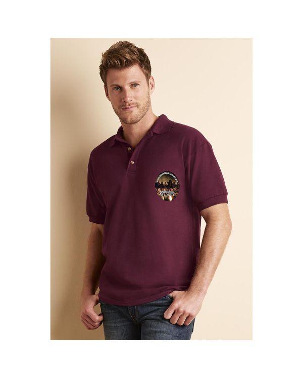 Gildan Ultra Cotton Pique Polo Shirt - Coloured