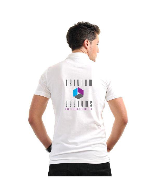 Gildan Ultra Cotton Pique Polo Shirt - White
