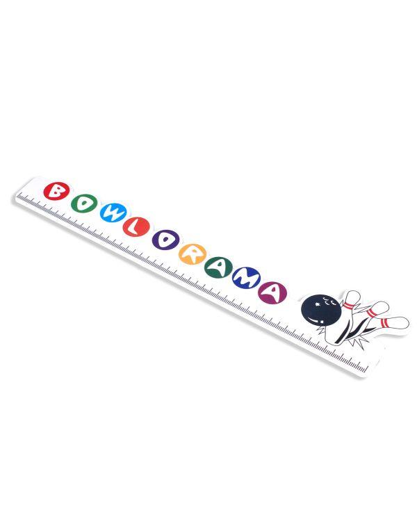150mm Custom Shape Ruler