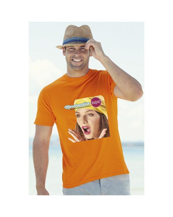 Fruit of the Loom Value T-Shirt - Coloured