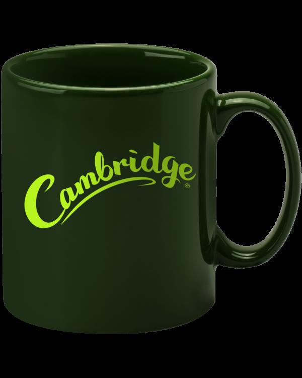 Cambridge Racing Green Mug