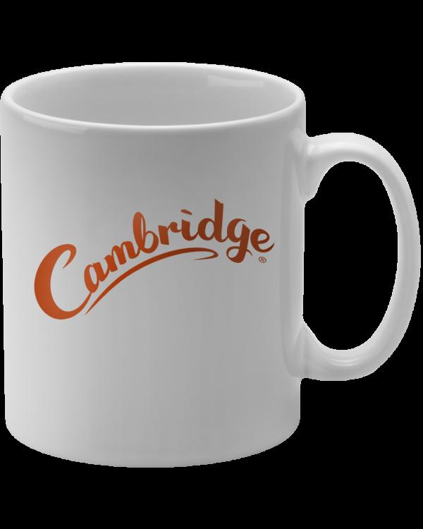Cambridge White Mug