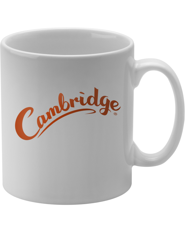 Cambridge Porcelain Mug