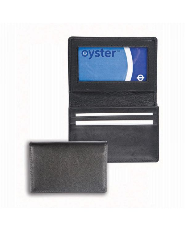 Executive Nappa Leather Business Travel Wallet