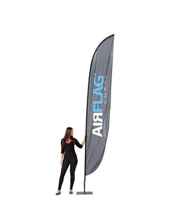 Airflag Curve 4.5m