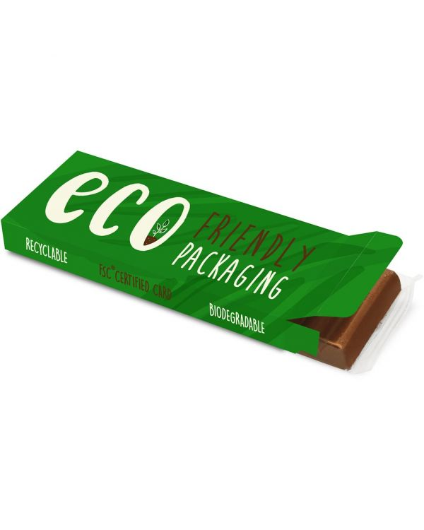 Eco Range - Eco 12 Baton Box - Chocolate Bar