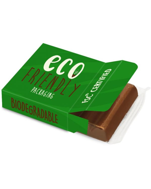Eco Range - Eco 3 Baton Box - Chocolate Bar