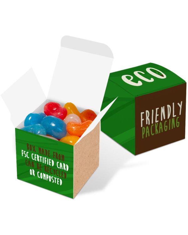 Eco Range - Eco Cube Box - Jolly Beans