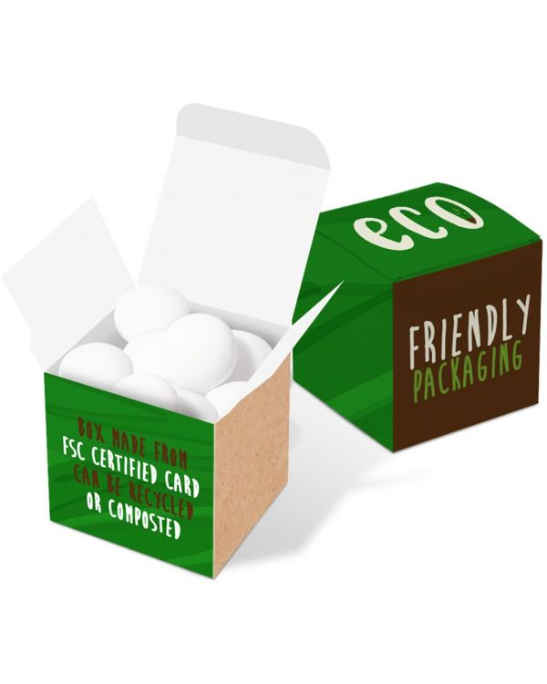 Eco Range - Eco Cube Box - Mint Imperials