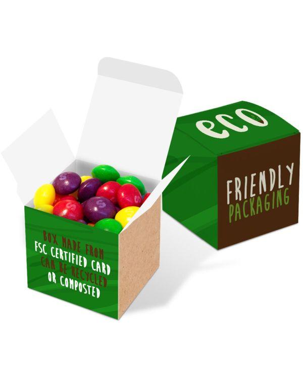 Eco Range - Eco Cube Box - Skittles
